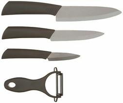 Oster 107311.04 Ostead 4 Piece Ceramic Blade with Sheath Cut