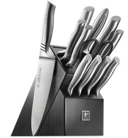 13-Piece Stainless Steel Durable Kitchen Chef Dining Knife C