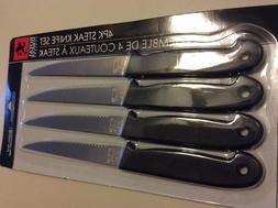 4 Pack Knife Steak Set, Stainless steel for Home/Restaurant/