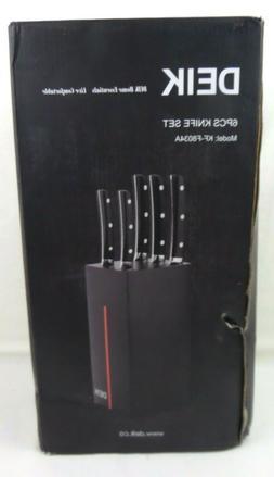 Deik, 6-Piece Knife Set