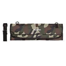 9 POCKET Chef Knife roll bag knife Camouflage Camo Chef Gear