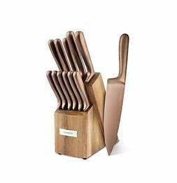 Cambridge Silversmiths 92688KBCC18R Rame 12-Piece Cutlery Se