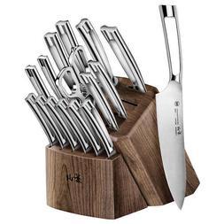 Cangshan N1 Series German Forged Steel 17-piece Knife Block