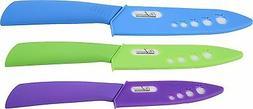 Ceramic Knife Set, Multi