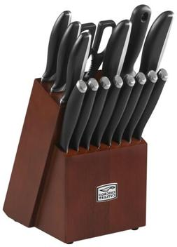Chicago Cutlery 16 Piece Avondale Knife Block Set