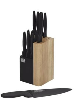 Chicago Cutlery ProHold Dual Knife Block Set with Non-Stick