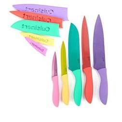 Cuisinart 10-piece Metallic Knife Set