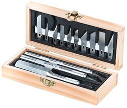 Excel Blades Craftsman Hobby Knife Set, American Made Craft