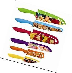 Hampton Forge Tomodachi Splash 12pc PHOTOREAL Print Cutlery