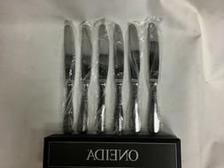Oneida Savor High Quality Stainless Steel Dinner Knife Set o