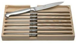 Sabatier Balance Steak Knife Set - includes 8 knives+storage