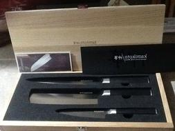 BRAND NEW  Kamikoto Ryoshi Knife Set  certificate of authent