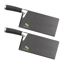 EVERPRIDE Butcher Chef Knife Edge Guards Set