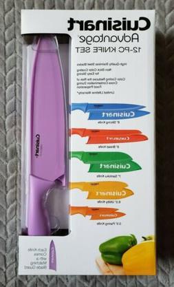 Cuisinart C55-01-12PCKS Advantage Color Profession Collectio