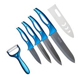 Jeslon Ceramic Knife Kitchen Cutlery Black Blade Ceramic Kni