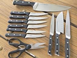 Calphalon Classic 11pc Cutlery Knife Set NEW