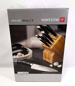 Wusthof Classic Ikon - 12 Pc. Knife Block Set