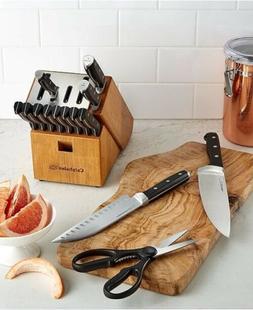 Calphalon Classic Self-Sharpening 15-pc. Cutlery Knife Block