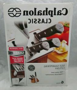 Calphalon Classic Self-Sharpening 6-piece Knife Block Set Sh