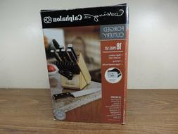 Cooking with Calphalon Forged Cutlery 18 Piece Knife Set