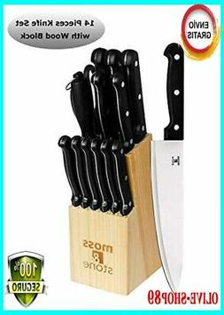 cuisinart 14 piece artiste collection cutlery knife