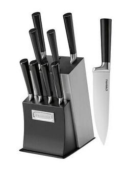Cuisinart 11-Piece Vetrano Collection Stainless Steel Cutler