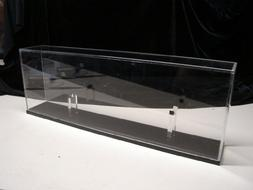 Custom Acrylic Knife Display Case for a Tall Bowie Knife wit