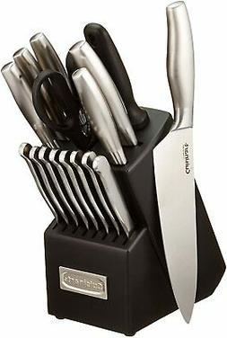 Cutlery Cuisinart C77ss-17P 17-Piece Artiste Collection Knif