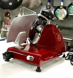 "BERKEL ELECTRIC FOOD SLICER, RED LINE 250 - 10"" Blade Reside"