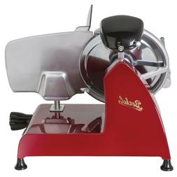 "BERKEL ELECTRIC FOOD SLICER, RED LINE 300 - 12"" Blade"