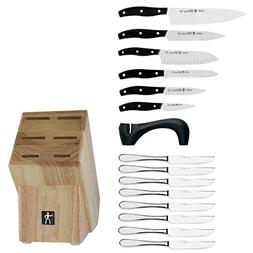 J.A. Henckels International Definition Knife Block Set