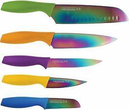 Hampton Forge HMC01E550S Tomodachi Titanium Cutlery Set 10-P