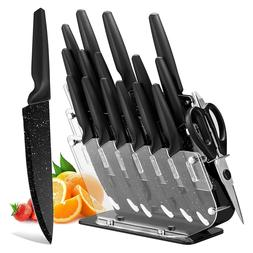 hobo 17 piece knife set stainless steel