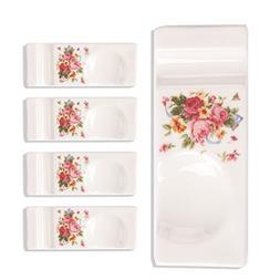 Honeymoon Rose Ceramic Ceramic Spoon and Chopstick Rest, For