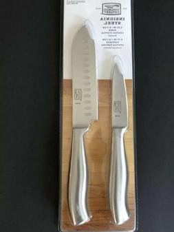 insignia parer and partoku stainless steel knife