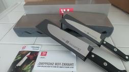 "J.A. Henckels Gourmet 7"" Santoku & 5.5"" Prep Knife 2 pc. set"
