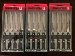 J A Henckels International Ever Sharp Pro Steak Knives 3 box