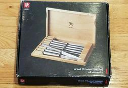 Zwilling J.A. Henckels Stainless 8-pc. Steak Set
