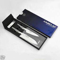 GLOBAL Japanese Kitchen Knife Sharpener set GST-B46 Stainles