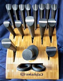 Calphalon Katana Series Cutlery 18 Piece Knife Set