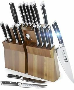 DALSTRONG Knife Set Block - Gladiator Series Colossal Knife