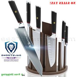 DALSTRONG Knife Set Block- Phantom Series 'Dragon Spire' Mag