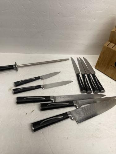 11 Knife Set Sharpening