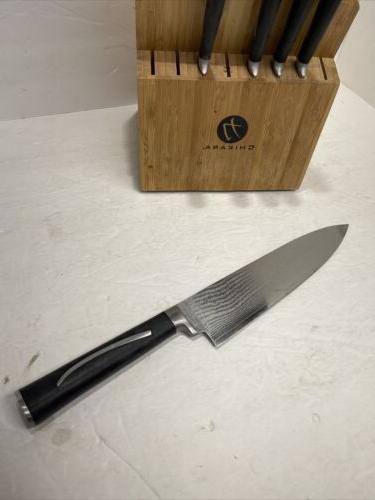 11 Chikara Knife Set Sharpening Read