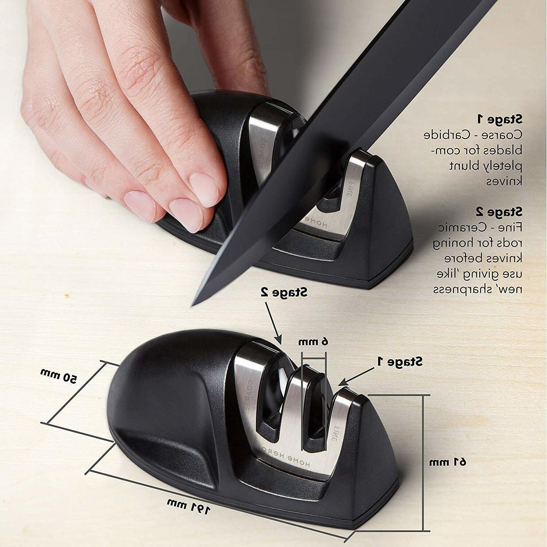 13-Piece Knife Set Cutlery Steel