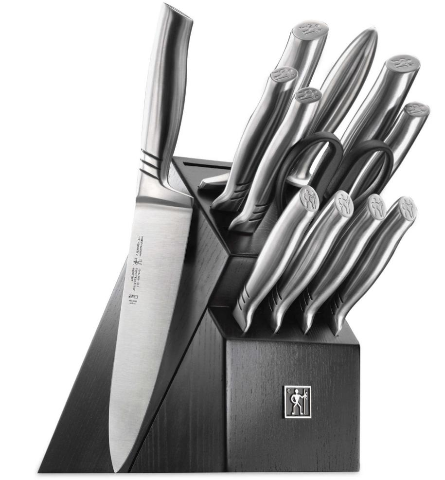 13 piece stainless steel durable kitchen chef