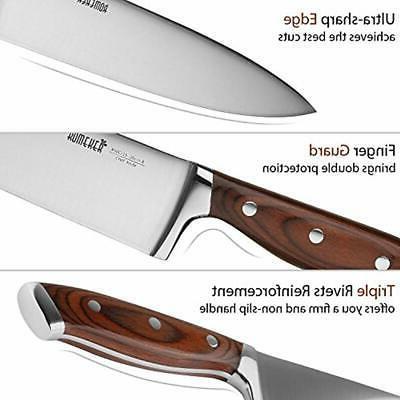 15-Piece Knife Set With Block Set