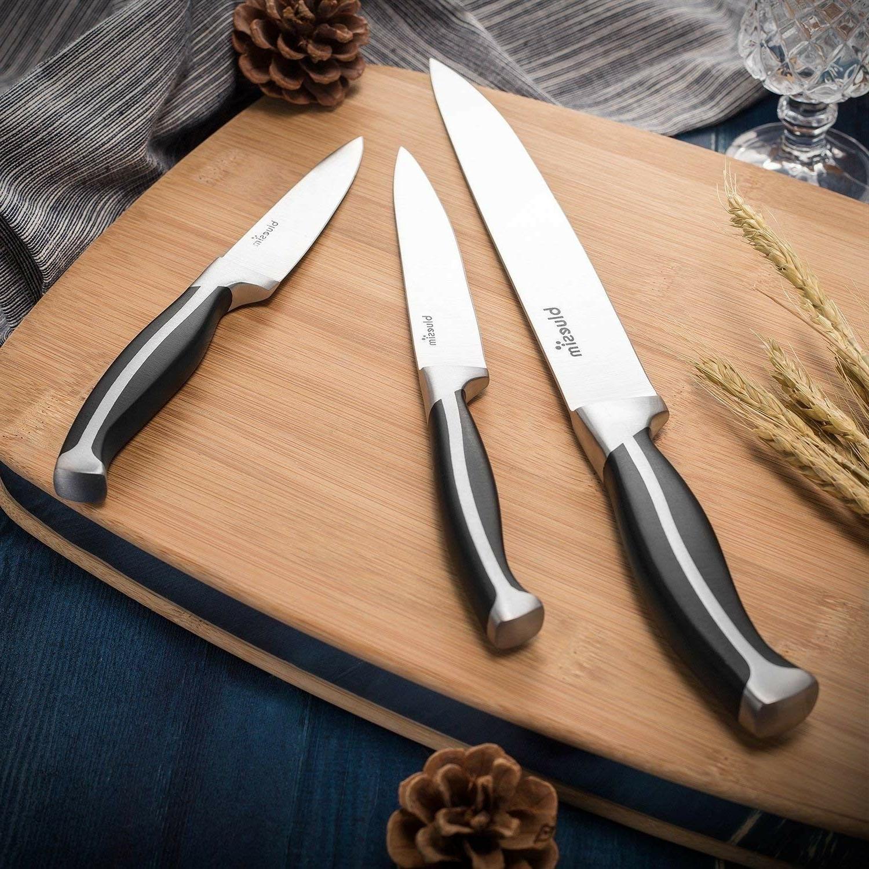 Bluesim 5-Piece Knife Set Box - Sharp, Free Shipping!