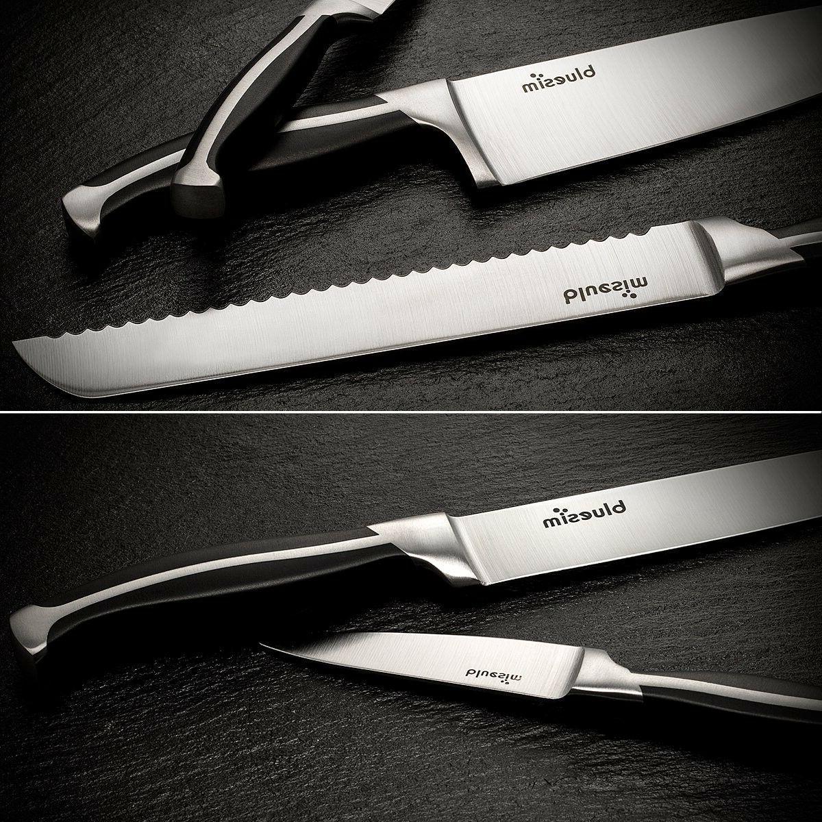 Bluesim Carbon Knife Set -