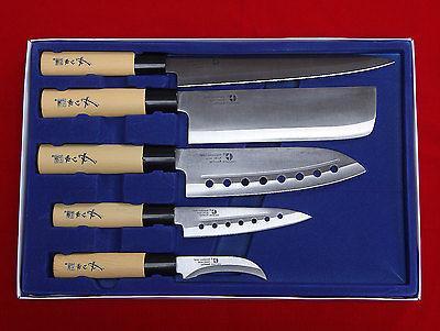 5pcs Knife set Kitchen Cutlery Born Japanese Chef Knives Hom